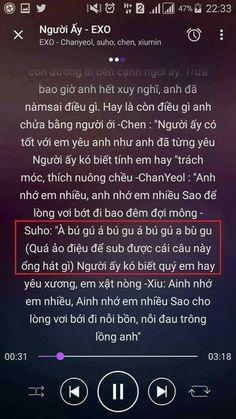 When EXO sing the Vietnamese song :)) #EXO