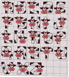 Schema 43 Alfabeti
