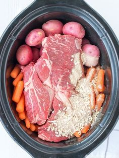 Here Are 21 Dump Dinners That Are Basically Impossible To Mess Up is part of Pot roast recipes - For when you're feeling lazy, overwhelmed, or just sick of cooking Crock Pot Recipes, Pot Roast Recipes, Crockpot Dishes, Crock Pot Slow Cooker, Crock Pot Cooking, Slow Cooker Recipes, Beef Recipes, Cooking Recipes, Healthy Slow Cooker