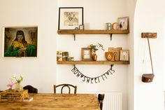 Dining room and Nook make-over