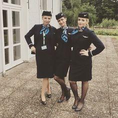 From @h.f.ad instagram.com/h.f.ad #cabinfun #cabinlife #cabinlove #crewmember #crewstyle #crewfie #flightattendant #stewardess #cabin #cabinattendant #bestjob #happygirl #crewiser #cabincrew #fly #flight #joboftheday #fun #crewphoto #crewgoals #uniform #boeing #instacrew #crewiser