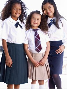 French Toast Uniforms: Mommy's Block Party: School Uniform Shopping is a Breeze with French Toast