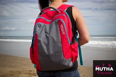 When American Tourister asked me to review their Urban Groove, I jumped at the chance. If I'm getting organised for a trip out, I always opt for a backpack.