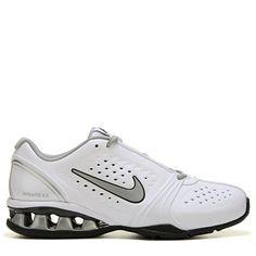 b0eb7764e90 Nike Women s Reax Rockstar Training Shoes (White Silver) Cross Training  Shoes