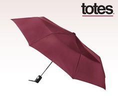 5d8812a66dbf4 Personalized Four Seasons 42 inch Arc Totes® Auto Open Folding Umbrellas