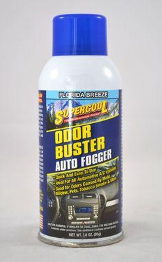 Odor Buster Auto Fogger - Florida Breeze