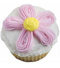 Baby Shower Cupcakes // Baby Girl Shower Ideas