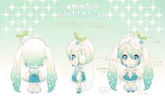 snow miku 2013 | Check Out Some Designs for the Snow Miku 2013 Nendoroid