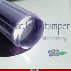 Clear Jelly Stamper Nail Art Stamping Plates Stampers And Kits