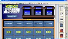The Science and Technology Lady: Classroom JEOPARDY! for SMART Notebook, Version 10