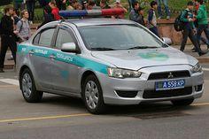 Kazakhstan, Police Cars, Car Ins, Vehicles, Car, Vehicle, Tools
