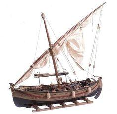 Laud-Tanguapa - Maquetas de modelos de barcos antiguos y Veleros de epoca.