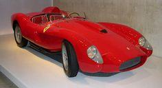 #SouthwestEngines 1958 250 Testa Rossa