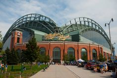 Miller park ( I took this picture)