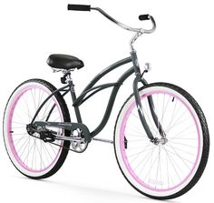 How to buy a bike on Amazon! Take advantage of the many benefits this online retailer offers: Amazon is cheap and fast, and has great return policies. This post includes recommendations for some excellent brand name bikes that are great deals on Amazon. This bike gets great reviews as a comfortable and easy-to-ride cruiser