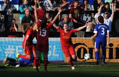 Reds sink Blues in ladies derby - Liverpool FC