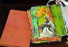 Paint Chip Journal