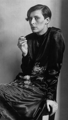 Sylvia von Harden by August Sander, 1920s