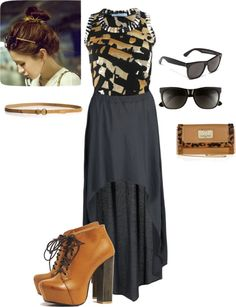 """K.I.S.S"" by rissygirl on Polyvore"
