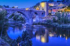 Tlcharger Fond d'ecran Puente de San Martin,  Toledo,  Espagne Fonds d'ecran gratuits pour votre rsolution du bureau 2000x1324 — image №543843