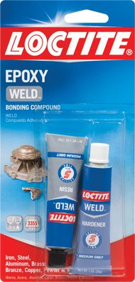 Loctite Epoxy Weld Bonding Compound