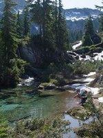 Dorothy Lake, Washington state