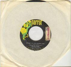 "Frijid Pink 45 rpm ""House of the Rising Sun"" b/w ""Drivin Blues"""