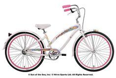 Nirve Rainbow Rider Beach Cruiser Comfort Bike -- ONE DAY U WILL BE MINE ! --