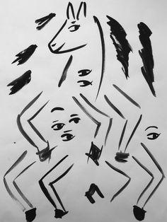 Iris de Moüy Hermès poster