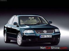 Volkswagen Passat W8 (2001), my car :)