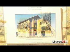 ▶ 20120809 Exposición Minas de Linares en El Pósito -  Esta ciudad vivió durante muchos años de la mina y vivió bien. De llo da fe la riqueza de algunos de sus monumentos.