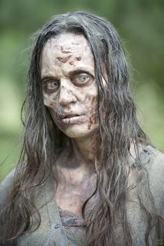 Walker - The Walking Dead _ Season 4, Episode 9 - Photo Credit: Gene Page/AMC... http://www.makeupfxtech.com