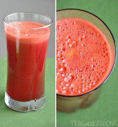 Pineapple Beet Juice - a handful of fresh pineapple chunks, a few large organic carrots, 1 large beet, one cara cara orange one small granny smith apple Healthy Juice Drinks, Fruit Drinks, Healthy Juices, Healthy Smoothies, Yummy Drinks, Beverages, Juice Smoothie, Smoothie Drinks, Smoothie Recipes