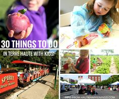 This is the ultimate list of things to do in Terre Haute, Indiana with kids!