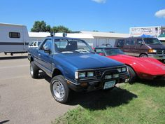 Found a sweet 1987 Brat for sale - Subaru Forester Owners Forum