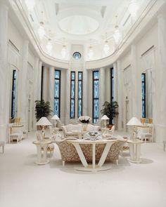Boston Massachusetts Temple Celestial Room