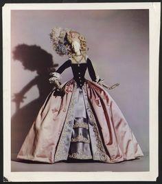 1774 Doll. 1949. Metropolitan Museum of Art (New York, N.Y.). Costume Institute. Costume Institute. #doll