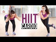 Ejercicios de cardio HIIT | 8 minutos - YouTube