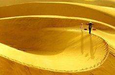 Yellow Sand!!! - Mui Ne, Vietnam