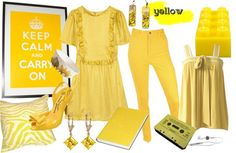 yellow yellow yellow all-things-yellow