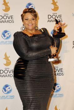 Tamela Mann Photos - Tamela Mann backstage at the Annual GMA Dove Awards on October 2013 in Nashville, Tennessee. - Backstage at the Annual GMA Dove Awards Big Girl Fashion, Curvy Fashion, Plus Size Fashion, Tamela Mann, Plus Sise, Full Figured Women, Girls World, Curvy Models, Black Party