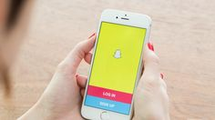 It turns out that iPhone users are WAY more into Snapchat than android users.