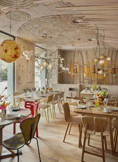 Mama Campo, Madrid   Restaurante y alimentación ecológica para todos