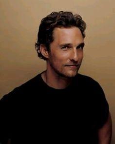 Matthew McConaughy:  He's delightful.