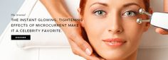 Microcurrent Facials- The Arsenal On Charlotte's Book