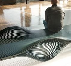 Muscle Bench Alex plusMOOD 1 15 Urban Furniture Designs You Wish Were on Your Street