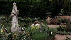 "uconstruction: "" The Hours Secret Garden Door, Bloomsbury Group, Vintage Fox, Room Of One's Own, Vintage Princess, High Walls, Film Stills, Flower Beds, Final Fantasy"