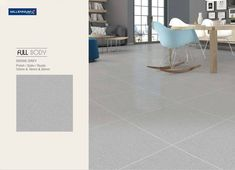 Dense Series, versatile thanks to a sophisticated product range and convincing quality  Dense Grey - Millennium Tiles 600x600mm (24x24) Full-Body Vitrified #Exterior Porcelain #Tiles Series Thickness: - 10mm - 16 mm - 20 mm  Finishing: - Polish - Satin - Rustic  - Full-Body Tiles: Keeps the aesthetic value of the product intact even under extreme conditions like chipping, scratching and fading in heavy traffic areas. #fullbody #flooring