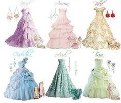 ディズニープリンセスドレス?の画像 プリ画像