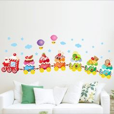 Cheap Wall Stickers, Buy Directly from China Suppliers:This product bright colors, made of PVC transparent film , environmentally friendly and water , rich in cr